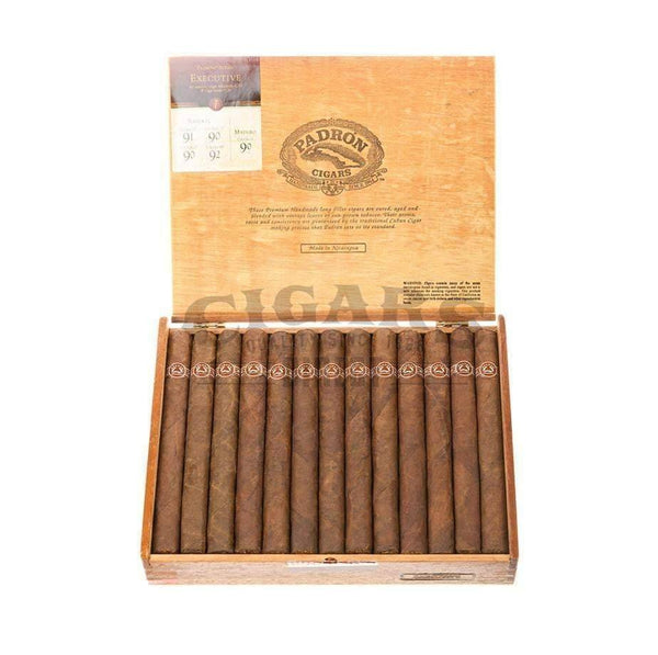 Load image into Gallery viewer, Padron Thousand Series Executive Maduro Box Open