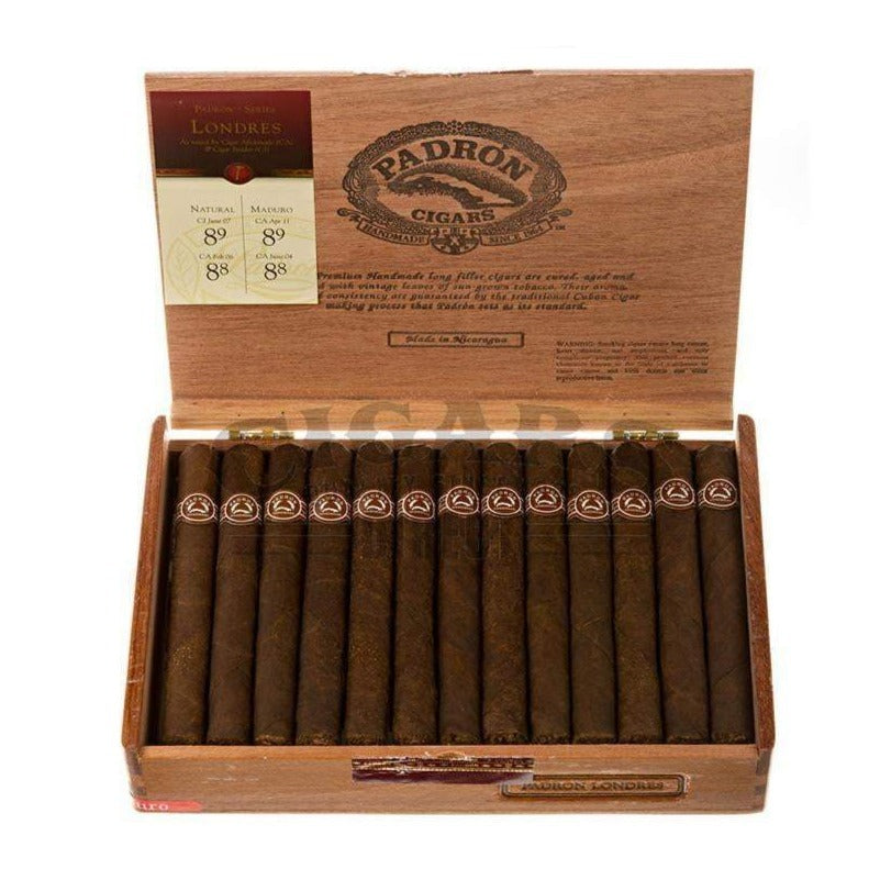 Padron Thousand Series Londres Maduro Box Open