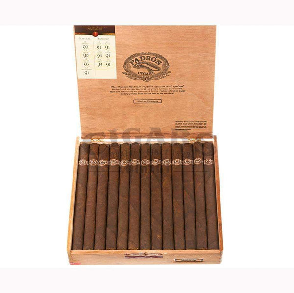 Load image into Gallery viewer, Padron Thousand Series Magnum Maduro Box Open