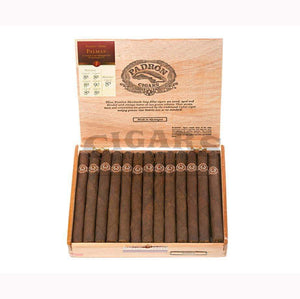 Padron Thousand Series Palmas Maduro Box Open