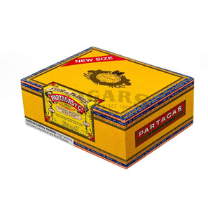 Partagas Original Gigante Box Closed