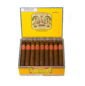 Partagas Original Gigante Box Open