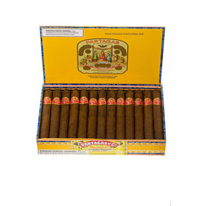 Partagas Original Naturales Box Open