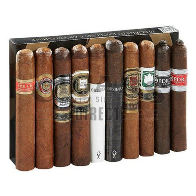 PDR Factory Tour Sampler