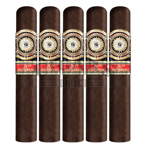 Perdomo 20th Anniversary Maduro Gordo 5 Pack