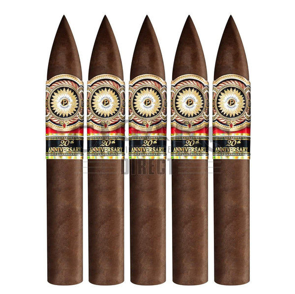 Load image into Gallery viewer, Perdomo 20th Anniversary Sungrown Torpedo 5 Pack