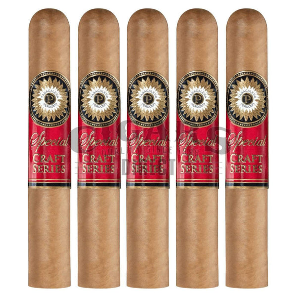 Load image into Gallery viewer, Perdomo Craft Series Pilsner Robusto 5 Pack