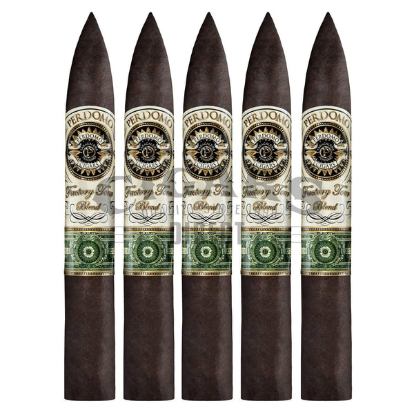 Load image into Gallery viewer, Perdomo Factory Tour Blend Maduro Torpedo 5 Pack