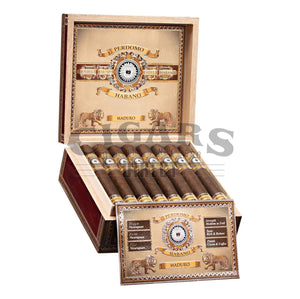 Perdomo Habano Bourbon Barrel Aged Maduro Robusto Open Box