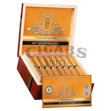 Load image into Gallery viewer, Perdomo Reserve 10th Anniversary Champagne Robusto Open Box