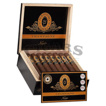Load image into Gallery viewer, Perdomo Reserve Champagne Noir Magnum Open Box