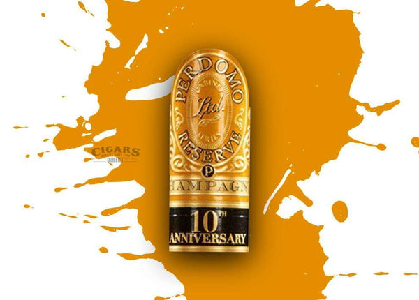 Load image into Gallery viewer, Perdomo Reserve 10th Anniversary Champagne Robusto Band