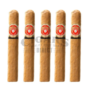 Punch Grand Cru Robusto 5 Pack
