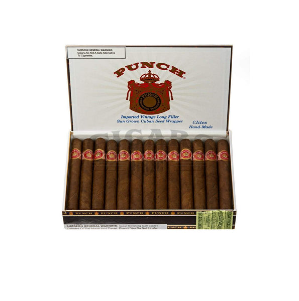 Load image into Gallery viewer, Punch Original Elites Maduro Box Open