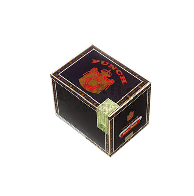 Punch Original Rothschild Maduro Box Closed