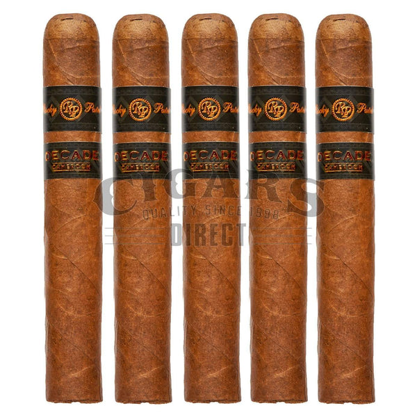 Load image into Gallery viewer, Rocky Patel Decade Cameroon Robusto 5 Pack