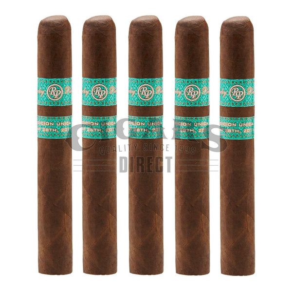 Load image into Gallery viewer, Rocky Patel Edicion Unica Toro 5 Pack