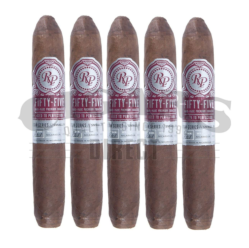 Rocky Patel Fifty Five Robusto 5 Pack