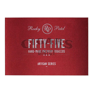 Rocky Patel Fifty Five Robusto Closed Box