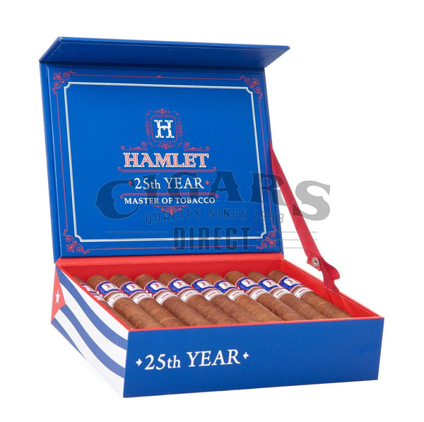 Load image into Gallery viewer, Rocky Patel Hamlet 25th Year Robusto