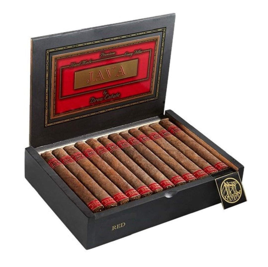 Rocky Patel Java Red Robusto Open Box