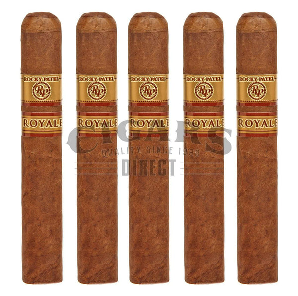 Load image into Gallery viewer, Rocky Patel Royale Robusto 5 Pack