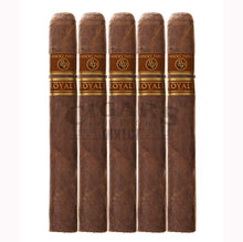 Load image into Gallery viewer, Rocky Patel Royale Toro 5 Pack