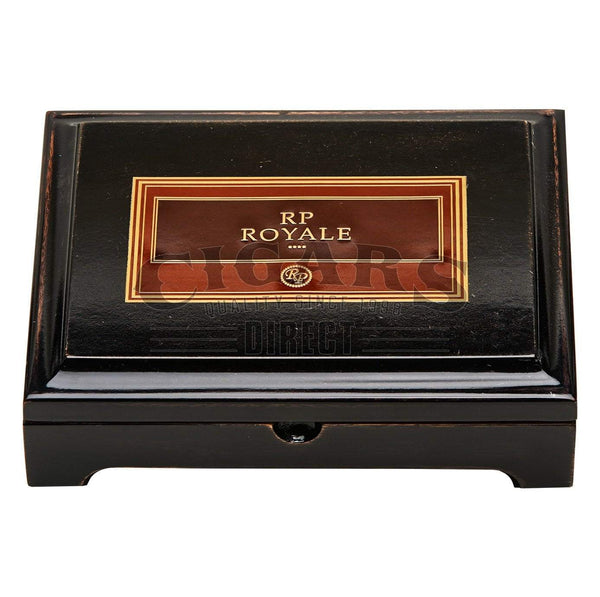 Load image into Gallery viewer, Rocky Patel Royale Torpedo Closed Box