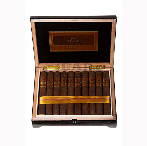 Load image into Gallery viewer, Rocky Patel Royale Torpedo Opened Box