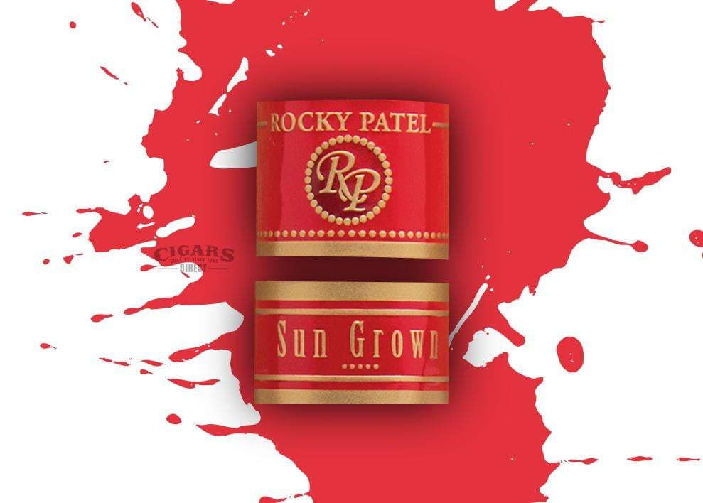Rocky Patel Sungrown Sixty Band