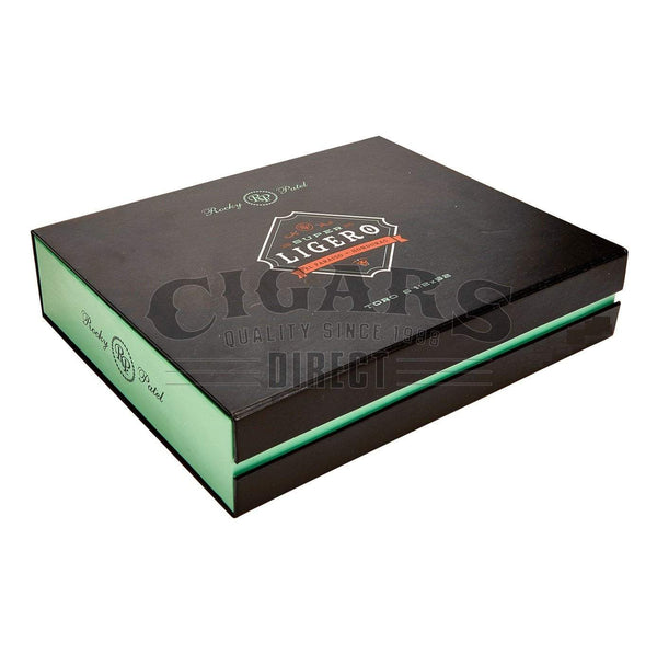 Load image into Gallery viewer, Rocky Patel Super Ligero Sixty Closed Box