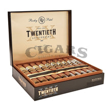 Load image into Gallery viewer, Rocky Patel Twentieth Robusto Grande Opened Box