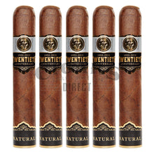 Load image into Gallery viewer, Rocky Patel 20th Anniversary Robusto 5 Pack
