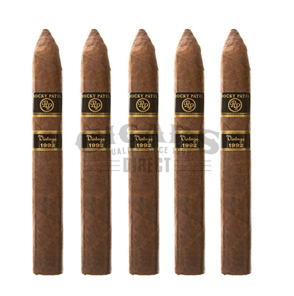 Load image into Gallery viewer, Rocky Patel Vintage 1992 Torpedo 5 Pack