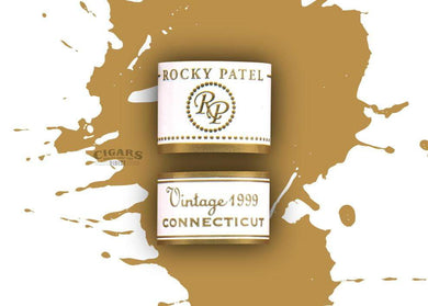 Rocky Patel Vintage 1999 Connecticut Torpedo Band