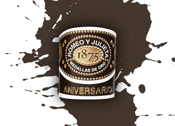 Load image into Gallery viewer, Romeo Y Julieta Anniversario Belicoso No.2 Band
