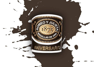 Romeo Y Julieta Anniversario Churchill Band
