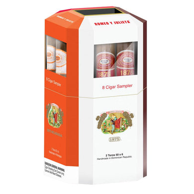 Romeo y Julieta Core 8 Sampler