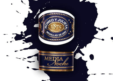 Romeo Y Julieta Media Noche Robusto Band