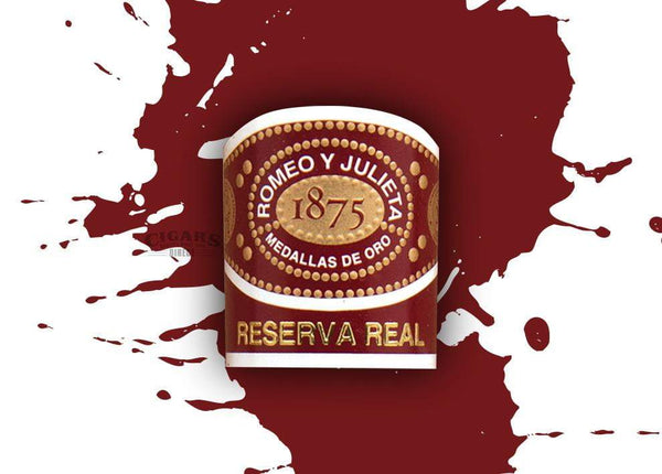 Load image into Gallery viewer, Romeo Y Julieta Reserva Real Churchill Band