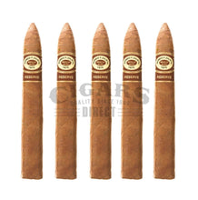 Load image into Gallery viewer, Romeo Y Julieta Reserve Belicoso 5 Pack
