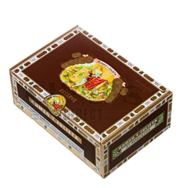 Load image into Gallery viewer, Romeo Y Julieta Reserve Robusto Box Closed