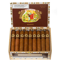 Load image into Gallery viewer, Romeo Y Julieta Reserve Robusto Box Open