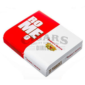 Romeo Y Julieta Romeo Piramide Box Closed