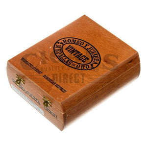 Romeo Y Julieta Vintage No.1 Box Closed