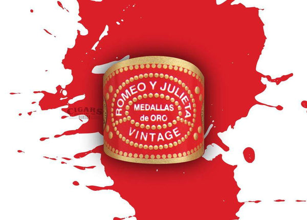 Load image into Gallery viewer, Romeo Y Julieta Vintage No.4 Churchill Band