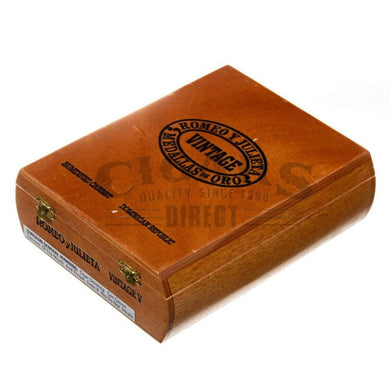 Romeo Y Julieta Vintage No.5 Box Closed
