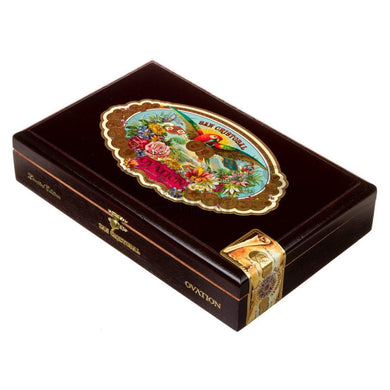 San Cristobal Ovation Toro Box Closed