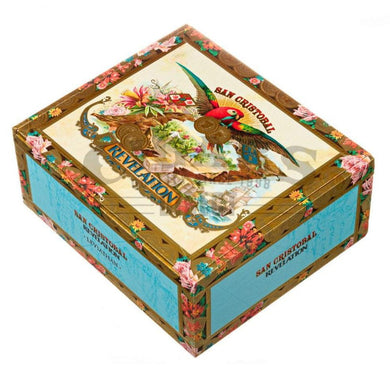 San Cristobal Revelation Leviathan Box Closed