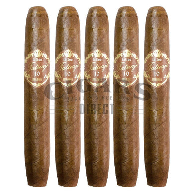 Tatuaje 10 Year Anniversary Belle Encre Perfecto 5 Pack